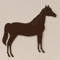Horse 3 Inch