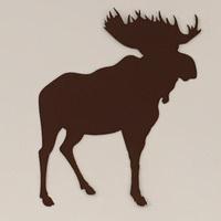 Moose 3 Inch