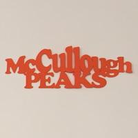 McCullough Peak