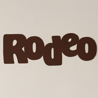 Rodeo 6 Inch