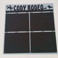 Rodeo Frame