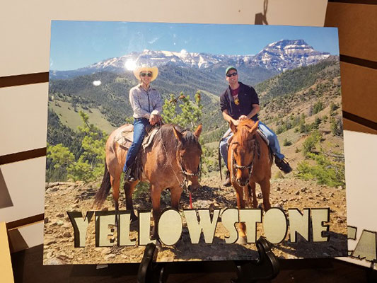 Exclusive Yellowstone Design